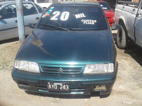 Vendo Citroen Zx Año 1996 Turbo Diesel,