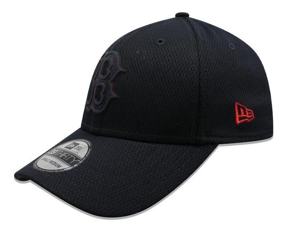 Gorra New Era 39 Thirty Mlb Red Sox 2t Mold A3 Azul Marino