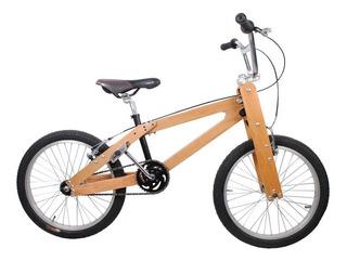 Bicicleta Cambios Nexus Shimano, Marco En Madera Resistente.