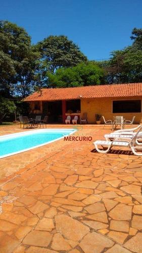 Chácara À Venda, 33500 M² Por R$ 1.850.000 - Centro - Itapuí/sp - Ch0133
