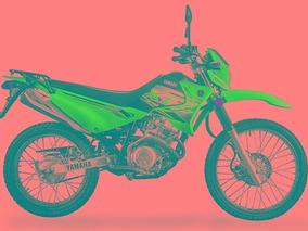 Moto Yamaha Xtz 125e