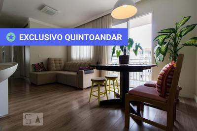 Apartamento No 7º Andar Mobiliado Com 3 Dormitórios E 1 Garagem - Id: 892870394 - 170394