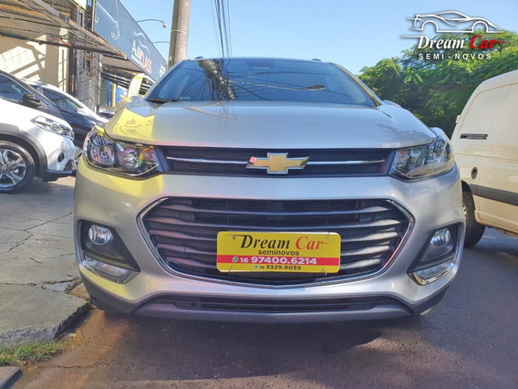 Chevrolet Gm Tracker Lt 1.4 Turbo Prata 2018