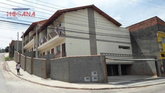 Sobrado Residencial À Venda, Jardim Vassouras, Francisco Morato. - So0679