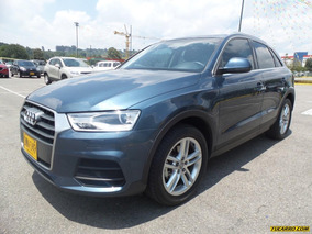 Audi Q3 Ambition At 1400cc T