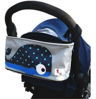 Hangable Portátil Cochecito Cuna De Bebé Organizador De Asiento De Coche Almacenamiento Bolsa Pañal Biberon Impermeable