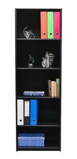 Biblioteca Modular Estante Ancho 60 Terepaima 5 Niveles Emdk