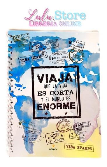 Cuaderno Universitario Norpac