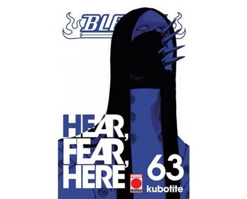 Manga Bleach Tomo 63 - Panini