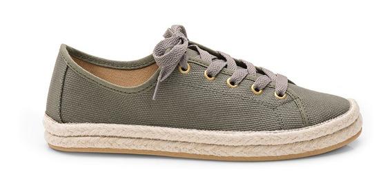 Chimmy Churry Dama Sneaker Classic Militar