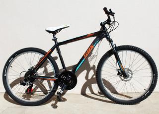 Bicicleta Matrix Sbk Rod. 26 Susp. Hid. Shimano 21 V. C/alum