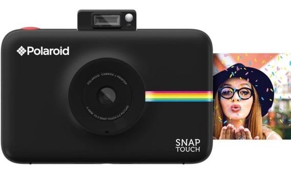 Câmera Polaroid Snap Touch Polstb Preto