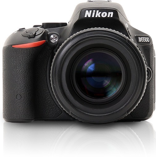 Camera Nikon D5500