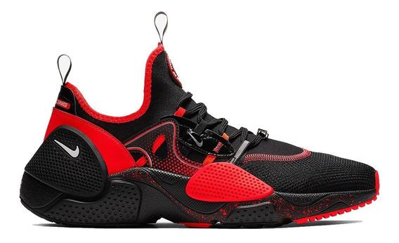 Tênis Nike Air Huarache Edge All Star Black Red Imediato