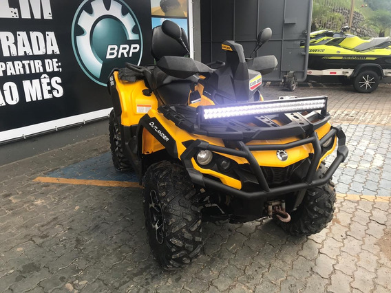 Can-am Quadriciclo Outlander 650 Max Xt. 2016