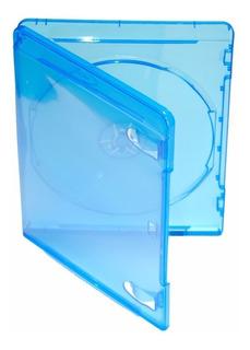 Cajas Bluray Con Logo Y Folio-pack X 10-franecdvirgen