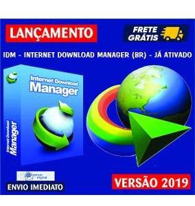 Idm - Internet Download Manager 6.33 Build 3 - Envio Rápido