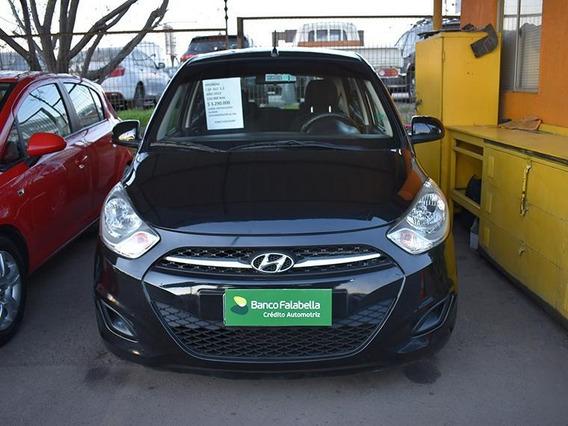 Hyundai I-10 Gls 2012