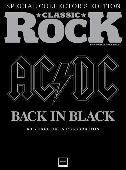 Revista Classic Rock + Cd - Em Inglês