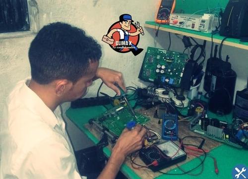 Reparo Em Placas Eletrônicas De Ar Condicionados Inverter