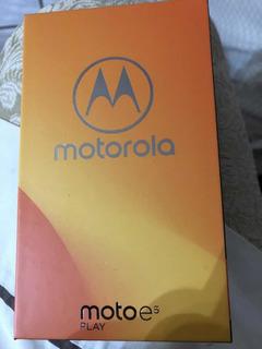 Motorola E5 Play - Envio Incluido Nuevo Caja Sellada