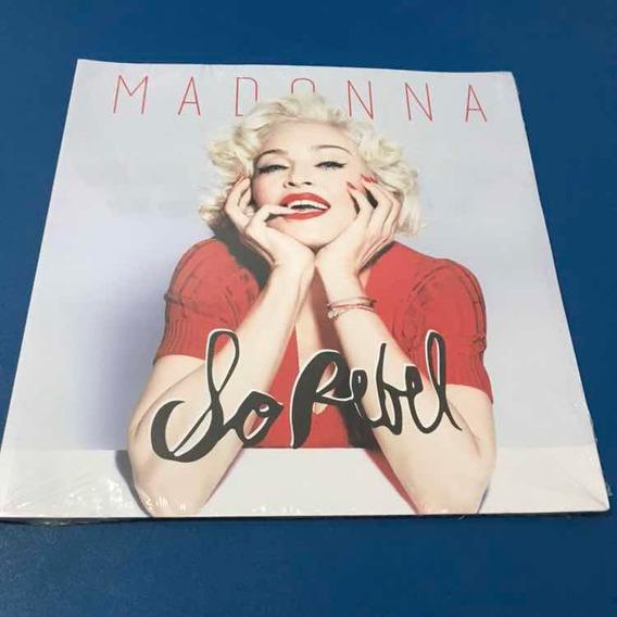 Livro Madonna So Rebel Rebel Heart