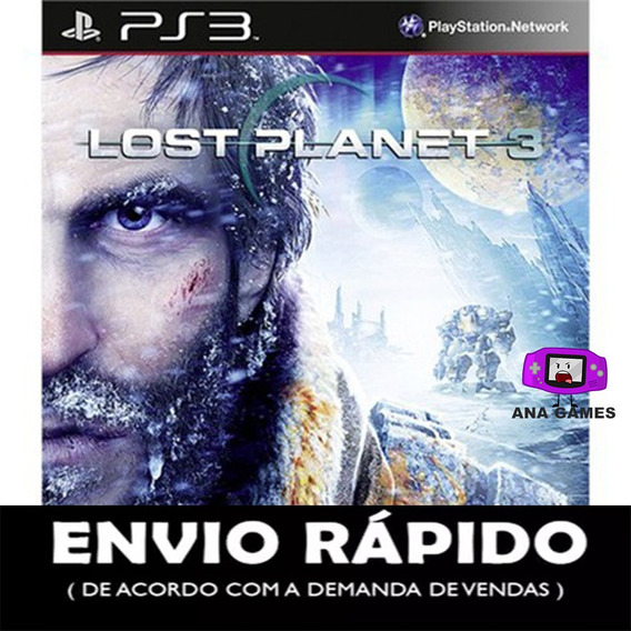 Lost Planet 3 - Ps3 - Jogo Digital