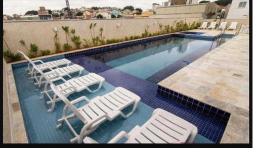 Imagem 1 de 27 de Apartamento Com 03 Dormitórios E 94 M²   Parque Vitória , São Paulo   Sp - Ap113508v