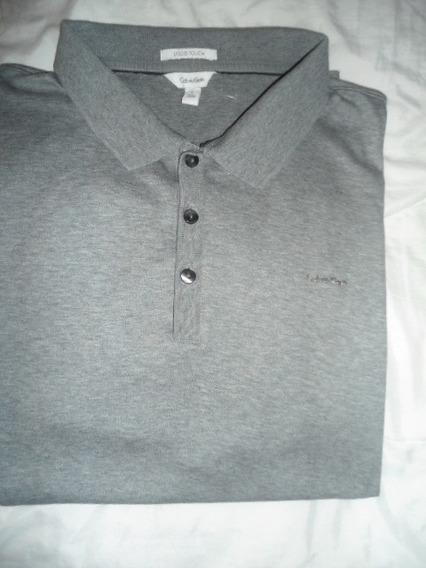 Increible Polo Calvin Klein 100% Original