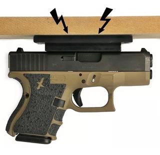 Soporte Oculto Glock 25 17 19 22 23 Etc Acceso Rápido