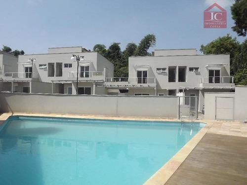 Casa À Venda, 148 M² Por R$ 750.000,00 - Jardim Rebelato - Cotia/sp - Ca0493
