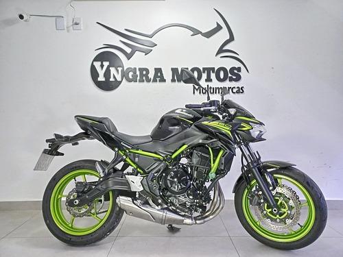 Kawasaki Z 650 Abs 2021
