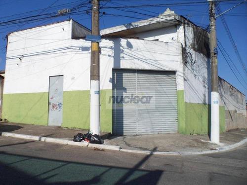 Galpão, 350 M² - Venda Por R$ 500.000,00 Ou Aluguel Por R$ 3.000,00/mês - São Mateus (zona Leste) - São Paulo/sp - Ga0201