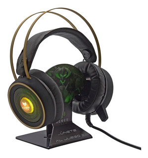 Audífonos Gamer Tech Para Ps4, Pc Gt7vd Súper Bajos
