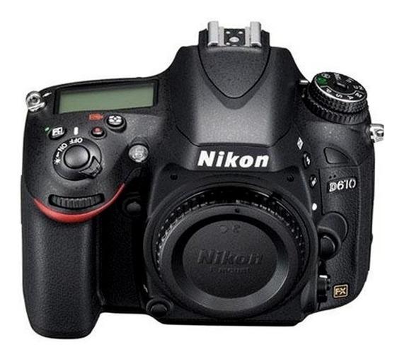 Camera Nikon D610 (corpo)