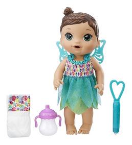 Boneca Baby Alive - Morena - Hora Da Festa - Hasbro Hasbro