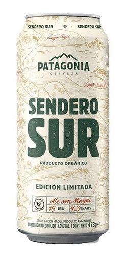 Cerveza Patagonia Sendero Sur 473 Ml