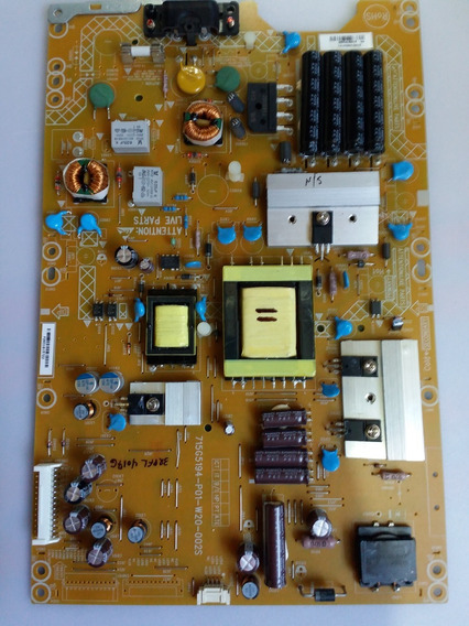 Placa Da Fonte Tv Philips Mod 32pfl4017g Cod.715g5199-po1-