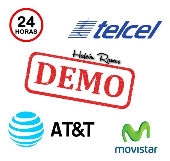 Internet Ilimitado Vps Demo Multicompañia (halcon Ramos)