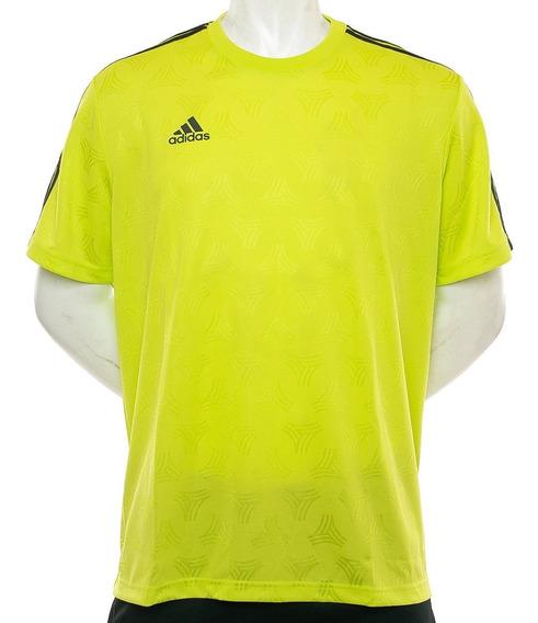 Remera Tan Jacquard adidas Sport 78 Tienda Oficial