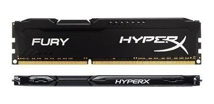 Memória Kingston Hyperx Fury Ddr3 1600mhz 8gb Hx316c10fb/8