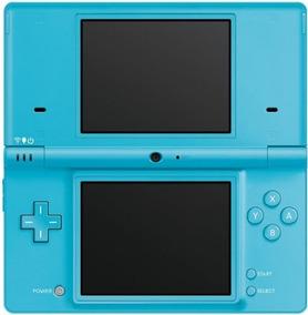 Nintendo Dsi Azul Novo Na Caixa Video Game Portátil + Brinde