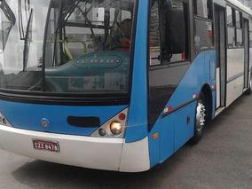 Ônibus Urbano Piso Central Baixo E Piso Reto