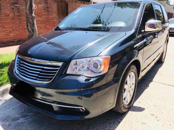 Chrysler Town & Country Limited Blindada Hrv Crv Compass Q5