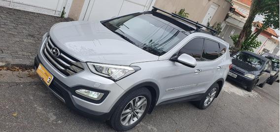 Hyundai Santa Fe 3.3 7l 4wd Aut. 5p Blindado