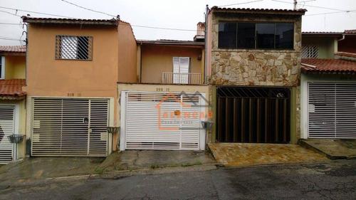 Imagem 1 de 22 de Sobrado À Venda, 65 M² Por R$ 300.000,00 - Vila Taquari - São Paulo/sp - So0556