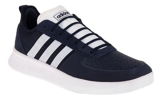 Tenis Casuales Hombre adidas Court80s 9673 Id-830915 F9