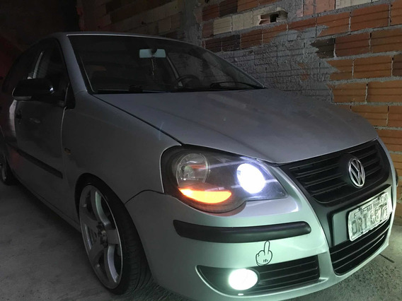 Volkswagen Polo 1.6 Total Flex 5p 2007