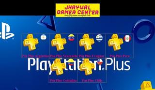 Psn Plus 3 Meses Ps4 Ps3100% Garantizados Playstation