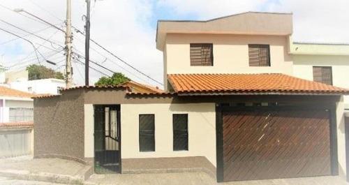 Sobrado Residencial À Venda, Vila Independência, São Paulo. - So1427